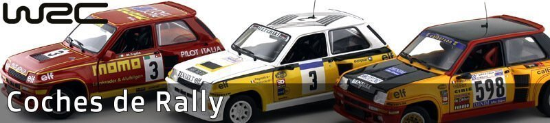 Coches de Rally